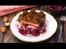 Тирамису С Вишней И Марципаном Вкуснейший Рецепт Праздничного Десерта