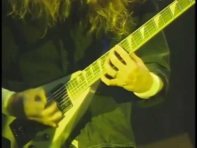Megadeth - Wake Up Dead (Live in Apollo 1992)