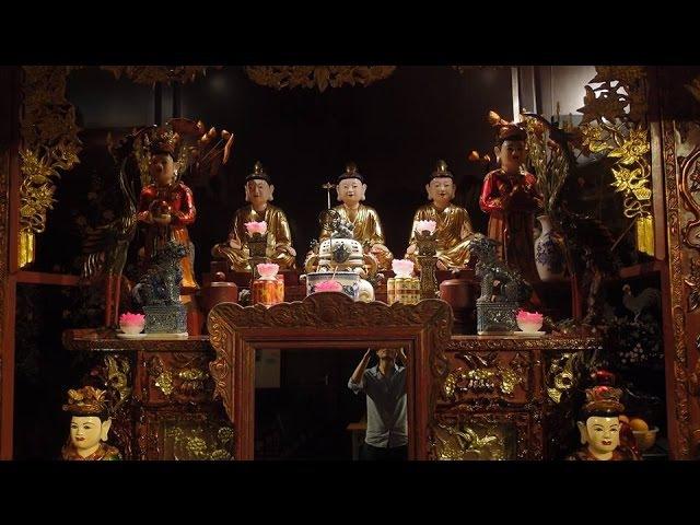 Hầu đồng hầu bóng hát văn Thủ Nhang Nam Thiên Thánh Mẫu p2 Tín Ngưỡng Văn Hóa Việt Nam