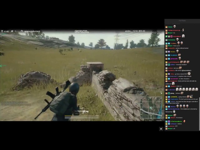 Lirik PUBG 2017 Charity Invitational Game 1