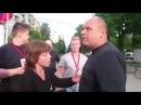 Агент Кремля разгоняет митинг Навального