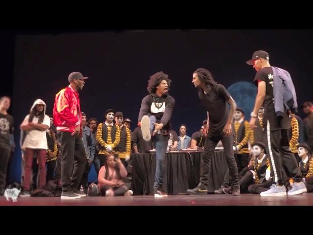 Hip hop 2018 - Les Twins 2018 - Best Dacne Of The World 2018 P1
