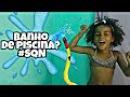 BANHO DE PISCINA SQN / SAMILLY MEIRA