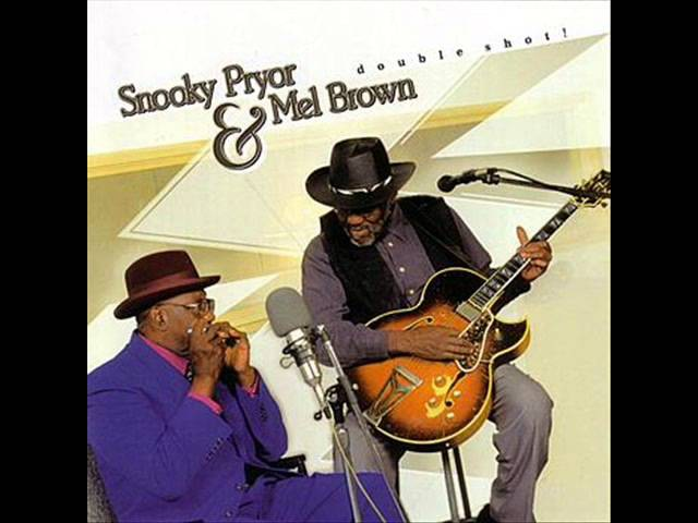 Snooky Pryor Mel Brown Let Your Hair Down Woman