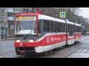 Трамвай Tatra-KT3R Кобра №30699 единственный действующий в Москве!