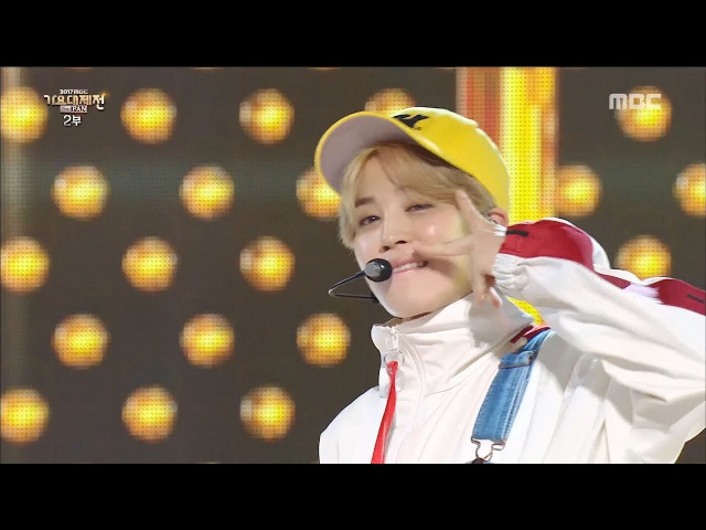 BTS - GOGO, 방탄소년단 - 고민보다 GO (Heart Perfomance for ARMY♥_♥) @2017 MBC Music Festival