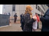 Беспредельщики охраны Путина В.В. на улице Москвы. Где беспредел