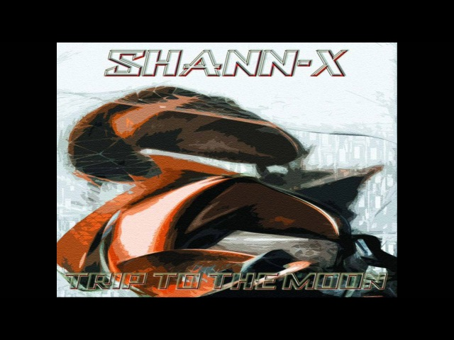 Shann-X - Trip to the moon
