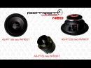 Одна из самых громких эстрадных акустических систем - URAL Patriot Neo на неодиме.
