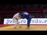 GS Ekaterinburg 2017, 100 kg, fight for the bronze, Varlam Liparteliani(GEO)-Alexandre Iddir(FRA) vk.comdzigoro_kano