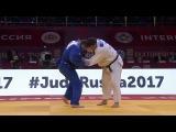GS Ekaterinburg 2017, +100 kg, fight for the bronze, Uladislau Tsiarpitski(BLR)-Andrey Volkov(RUS) vk.comdzigoro_kano