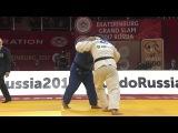 GS Ekaterinburg 2017, +100 kg, bronze medal contest, Teemulen Battulga(MGL)-Barna Bor(HUN) vk.comdzigoro_kano