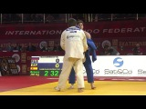 GS Ekaterinburg 2017, 90 kg, fight for the bronze, Magomed Magomedov(RUS)-Nikoloz Sherazadishvili(ESP) vk.comdzigoro_kano