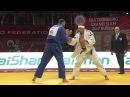 GS Ekaterinburg 2017, 100 kg, bronze medal contest, Jevgenijs Borodavko(LAT)-Laurin Boehler(AUT) dzigoro_kano