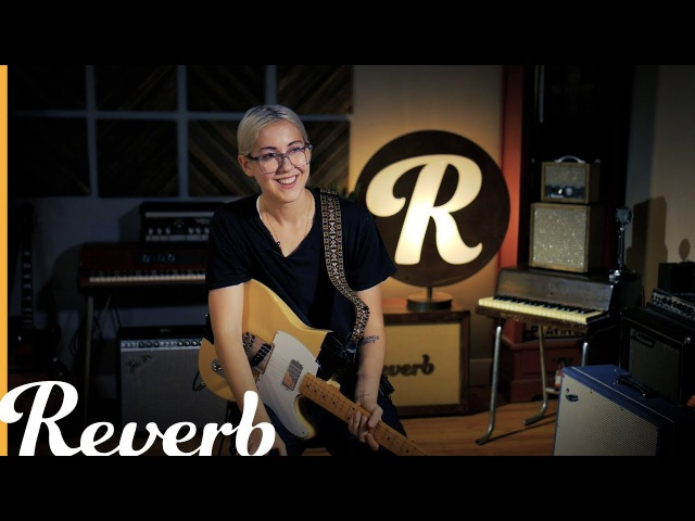 Torres (Mackenzie Scott) on Synth Guitar Tones | Reverb Tips and Tricks
