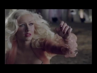 Christina aguilera - hurt (кристина агилера харт клип 2006)