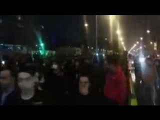 視頻匯集:伊朗爆發全民抗暴運動 民衆高呼獨裁者去死!伊朗天亮了!