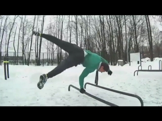 ТОП 5 Русских Воркаутеров_Russian Workouters