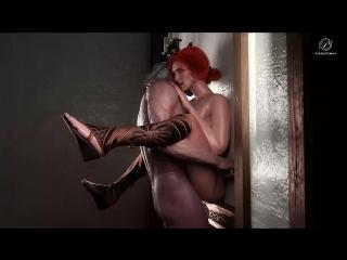 3d косплей порно