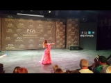Arina Tishchenko (ALMIRA) - Belly Dancer | Belly Dance Performance in Turkey 2017