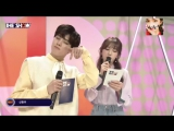 170221 MCs I.O.I's Somi &amp UP10TION's Wooshin @ The Show
