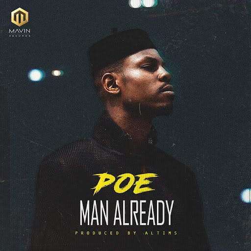 Poe альбом Man Already
