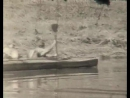 Сплав на байдарках по реке Чусовая. 1982 г.
