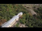 Пятигорск Эолова арфа воздушная съемка