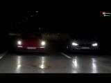 Лоб в лоб 95: BMW M4 CS против Porsche 911 GTS