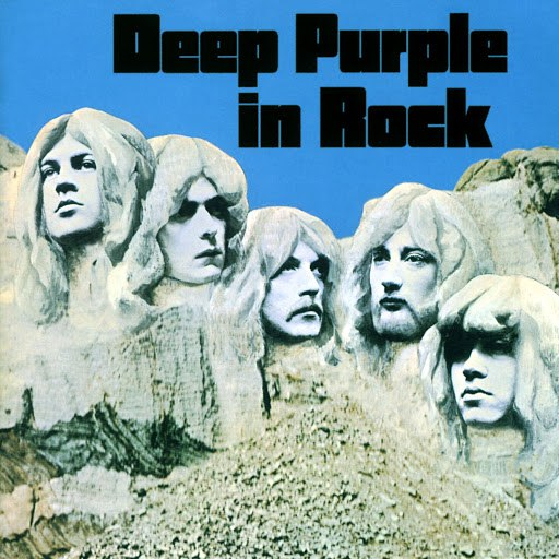 Deep Purple альбом Deep Purple In Rock - Anniversary Edition