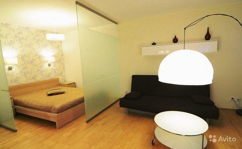 Квартира-студия 40 м в Тюмени.