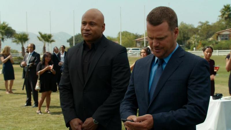 Морская полиция: Лос-Анджелес 9 сезон 4 серия [coldfilm]