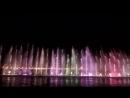 Цветные фонтаны в Шардже