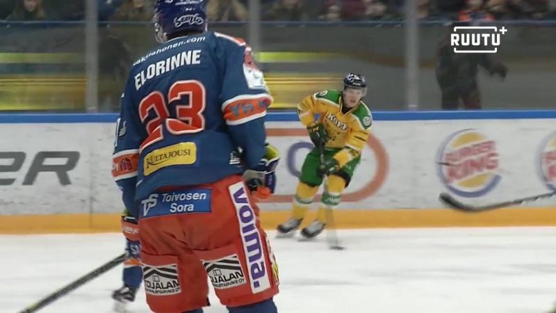 Tappara - Ilves 4:2 (Обзор матча) Финский Хоккей╞╬═╡Suomen Jääkiekko