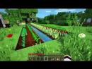 Майнкрафт 2017 Приключения - На кухне с Машей в Minecraft для детей мультик игра и Дети