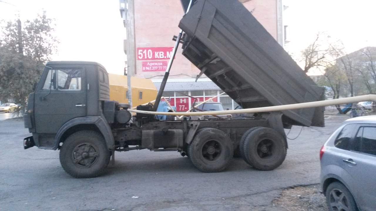 ВКургане фургон нацелый день лишил граждан 2-х домов природного газа