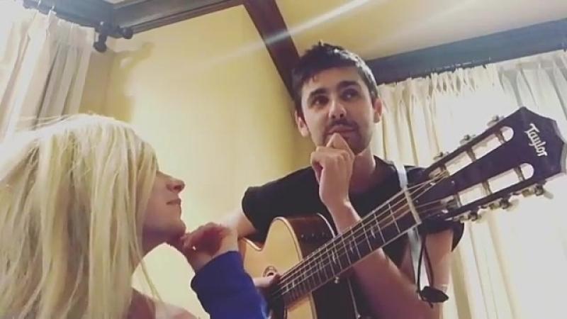 Avril Lavigne and Zane Carney - promo
