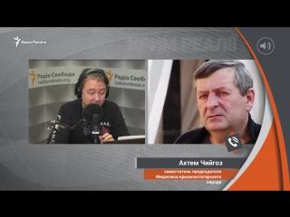 Эксклюзивное интервью Ахтема Чийгоза после освобождения