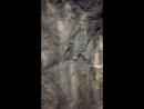 Карелия, штольня в мраморном руднике