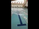 Заплыв на 50метров