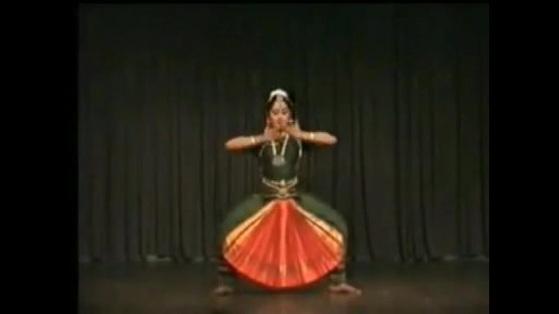 Dance of Hinduism - Shiva Stuti - Bharatnatyam
