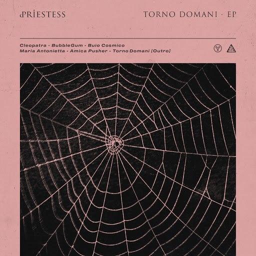 Priestess альбом Torno Domani - EP