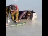 Ребята на рыбалку приехали