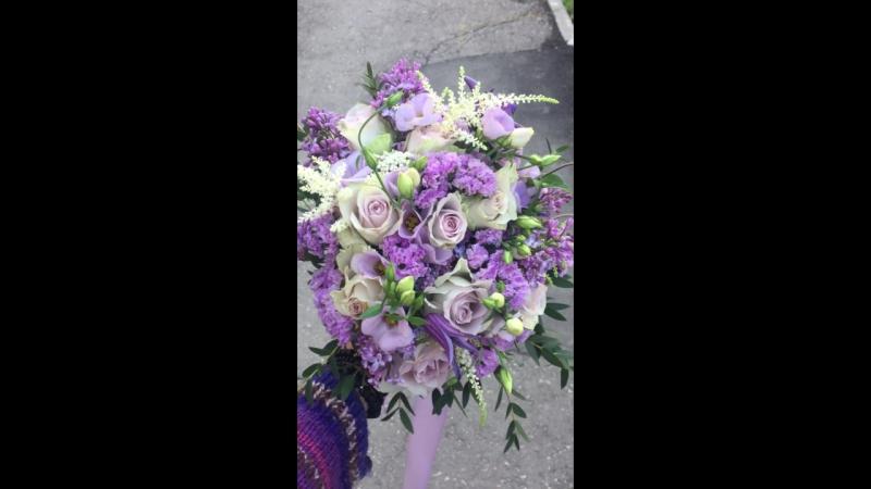 букет невесты от MeLisa