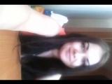 Неожиданное видео от сестры про меня)))