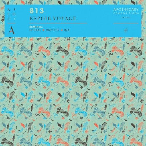 813 альбом Espoir Voyage