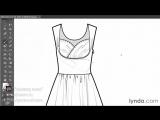 Illustrator для дизайнера одежды: создание кистей