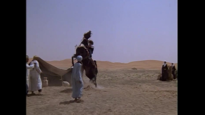 Принц пустыни