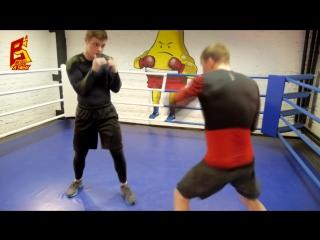 Бокс. Развитие координации и работы на ногах (футворк)