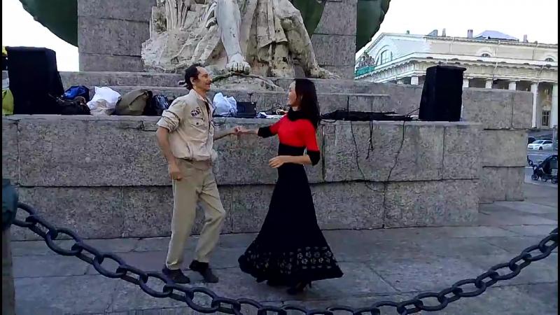 Джайв Бальные танцы Санкт Петербург